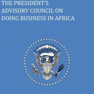 Full Member list of President Obama's Advisory Council on Doing Business in Africa