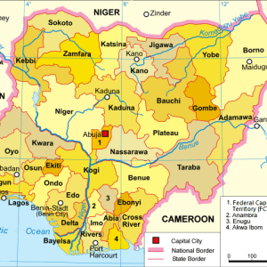 How to Build a Comprehensive Nigeria Soil Map