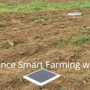 """We can """"cure"""" poverty in Africa in this generation with Zenvus precision agriculture"""