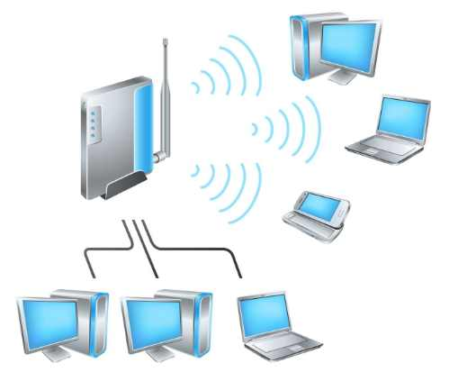 Five Simple Ways To Protect Your Wireless Network