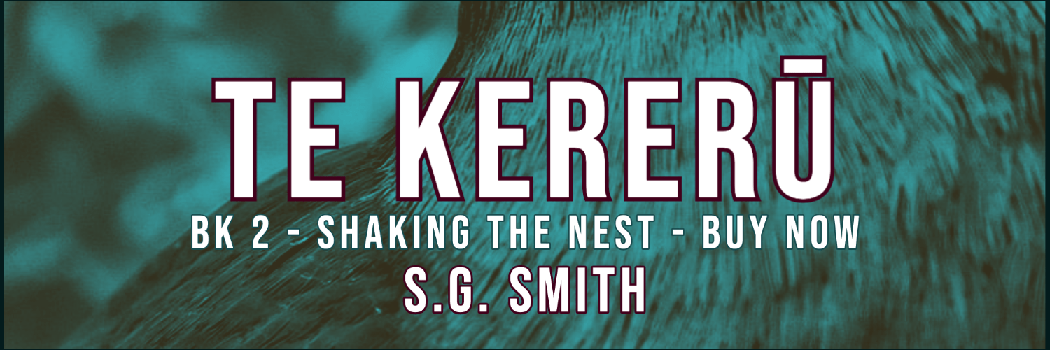 Te Kererū by Susan Smith
