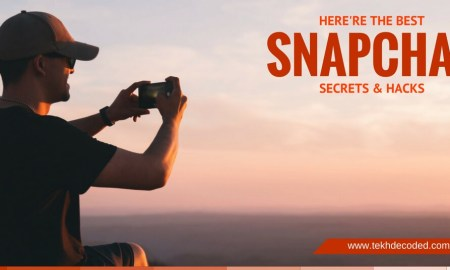 snapchat hacks & secrets