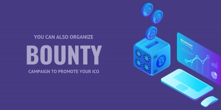 Bounty campaign