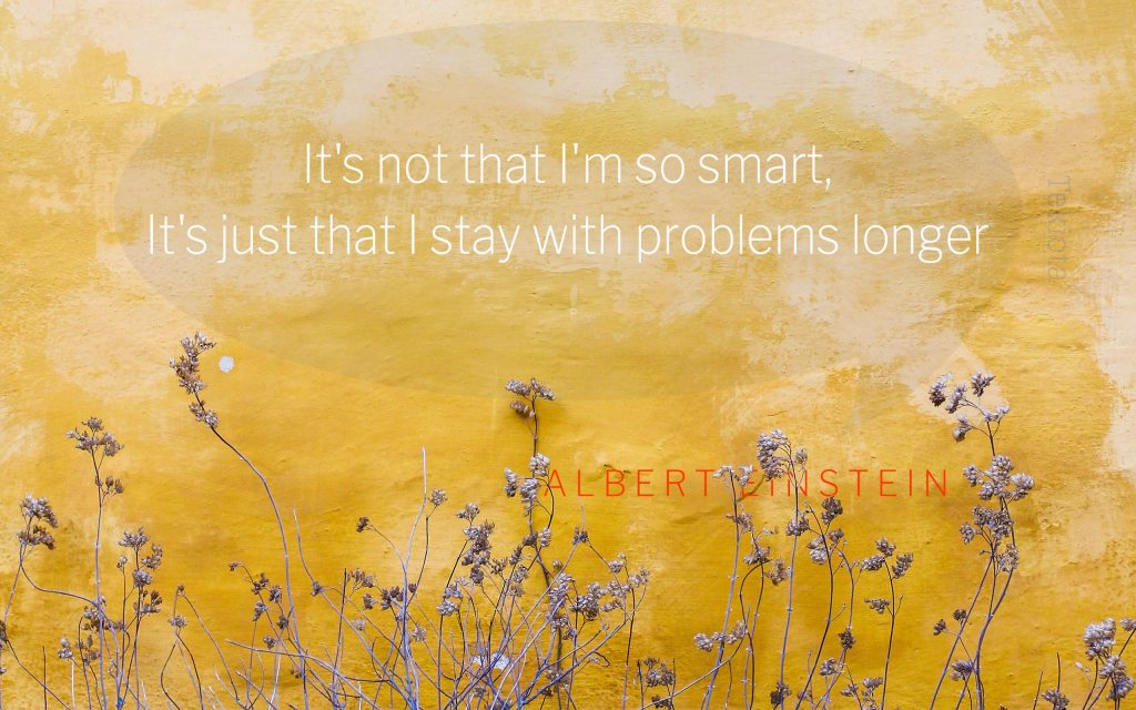 Growth Mindset Wallpaper - It's Not That I'm So Smart