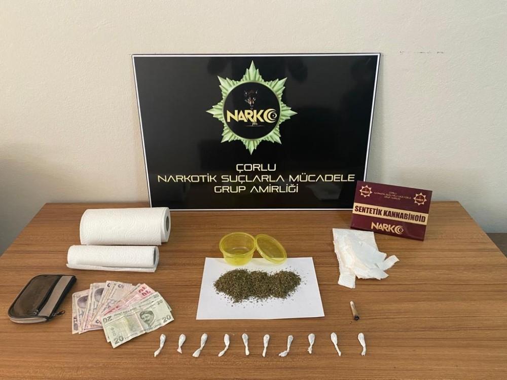 Emniyet uyuşturucuya savaş açtı: 8 gözaltı