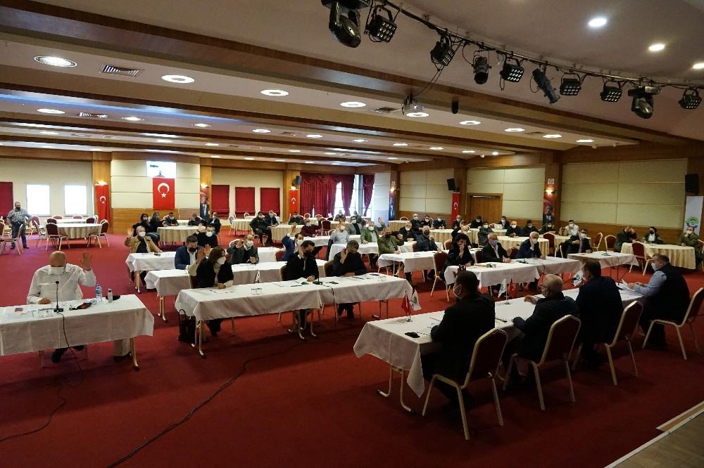Ergene Belediyesi Şubat Ayı Olağan Meclis Toplantısı yapıldı