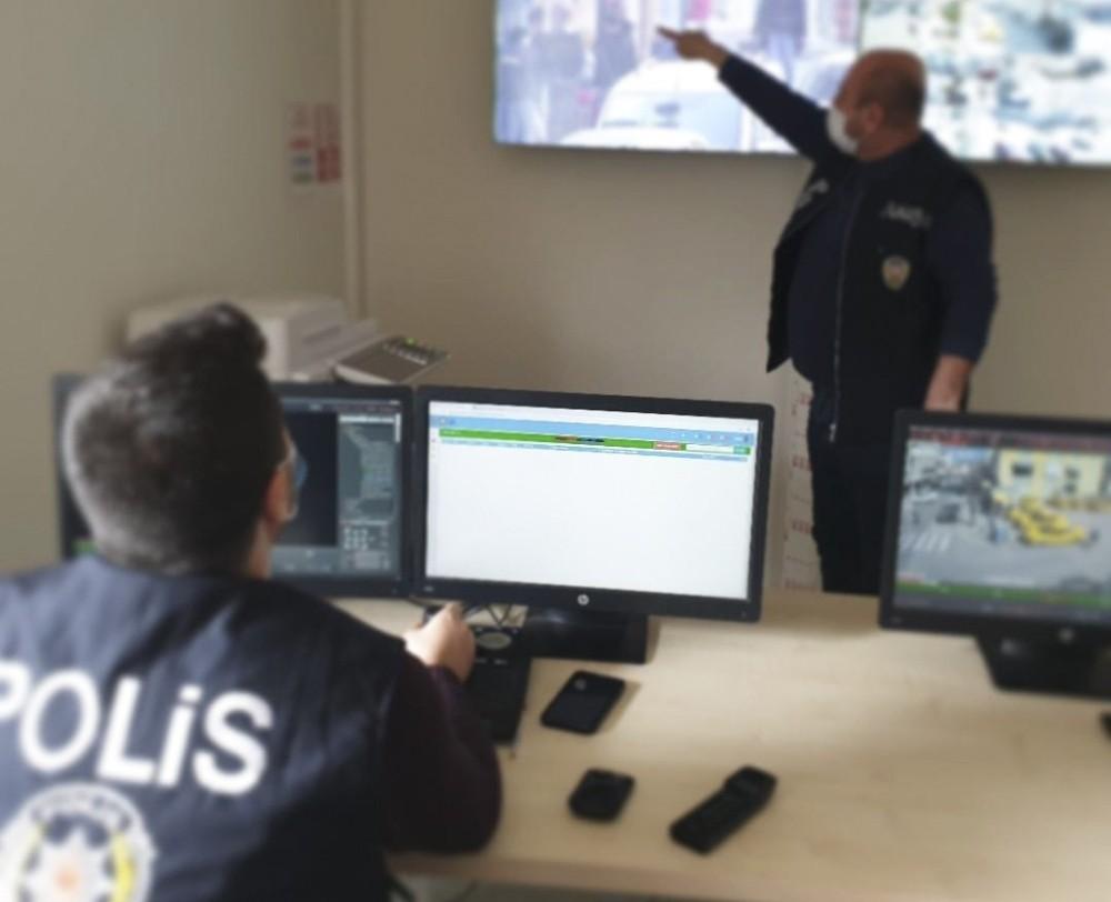 Kent Güvenlik Yönetim Sisteminden kaçış yok