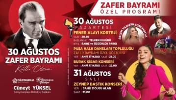 Tekirdağ'da iki günlük Zafer Bayramı kutlama programı