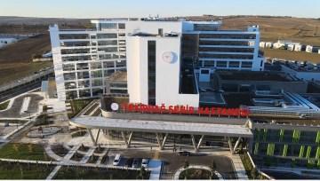 (Özel) Balkanların sağlık üssü Tekirdağ Şehir Hastanesi 11 ayda 730 bin hastaya hizmet verdi