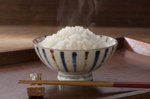 普通の白米ごはん