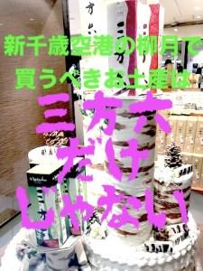 北海道土産三方六だけじゃない!