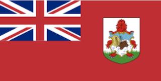 英国領バミューダの国旗