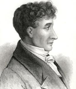 ジョゼフ・ジュベールの肖像