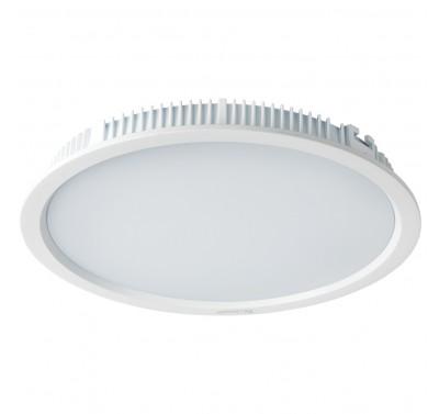 LED RD PANEL 30W 3000K WH
