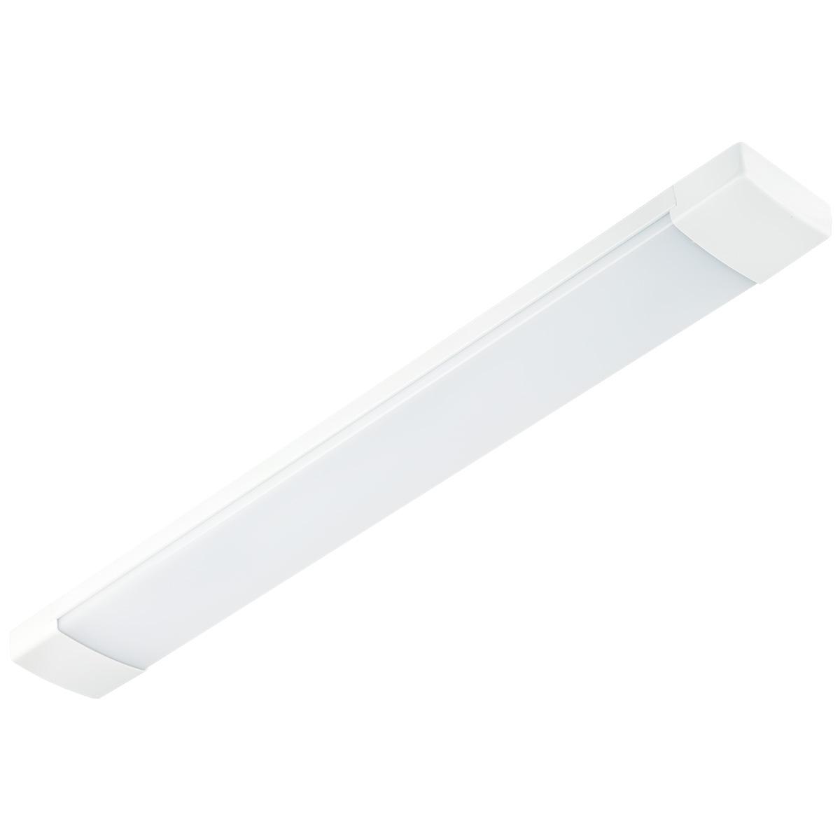 Lighting Fixture LED LZN 18W WHITE 60 SM 6000K