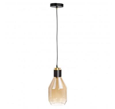 8055-1A E27 40W Amber Glass