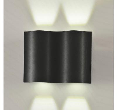 LED B2246 4*3W 5000K Grey