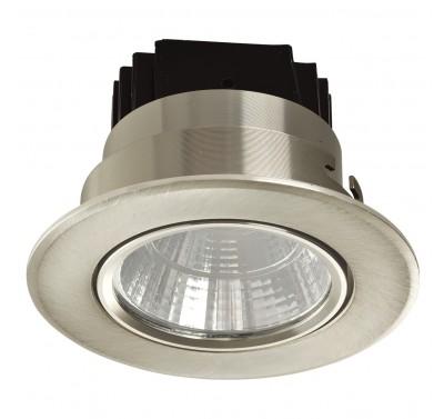 Spot LED COB 02 5W 6000K CHROME (TEKL) 100sht