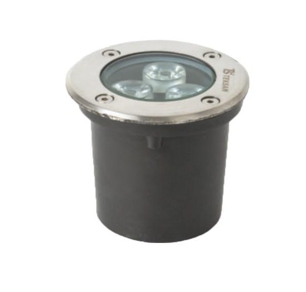 Nazemno-utapl. LED U121 3W 3000K (TEKLED) 50sht