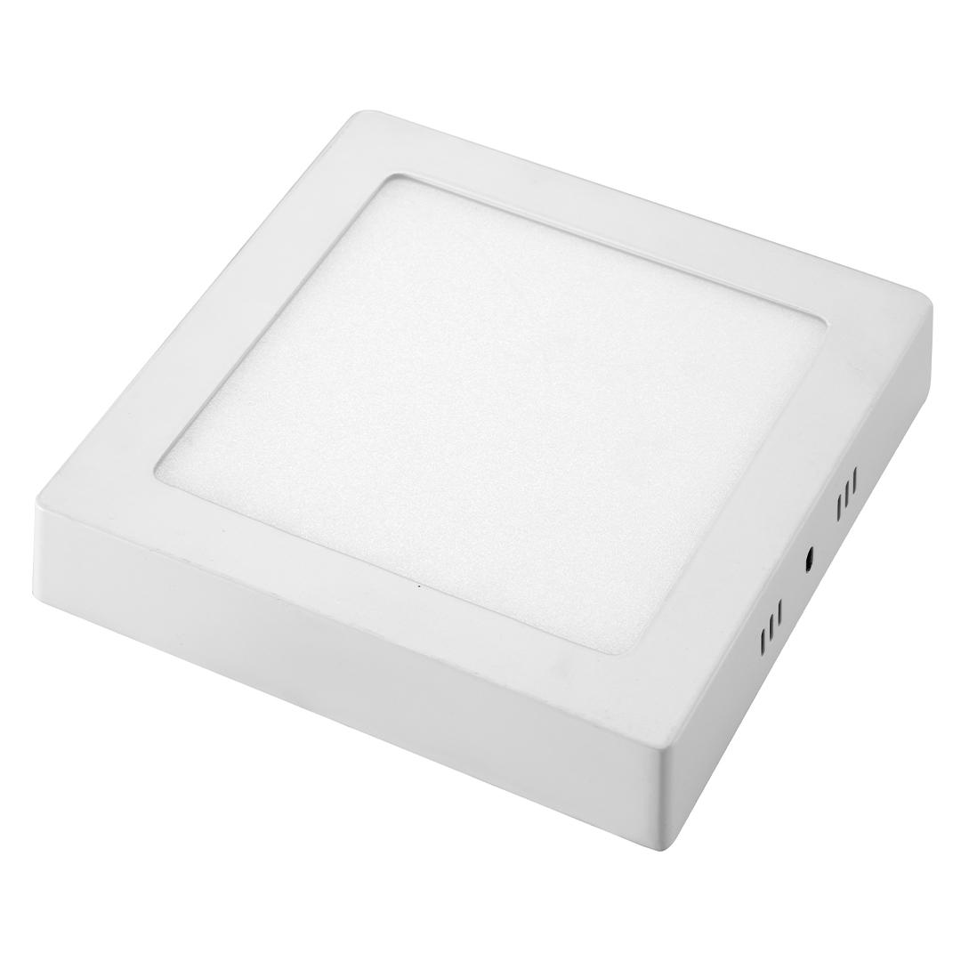 LED Kvadro Panel 24W 6000K Surface Mount