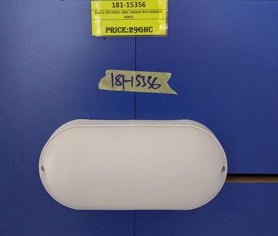 Svet-k LED KAPSUL 18W 1440LM IP54 (HAIGER) 40pcs
