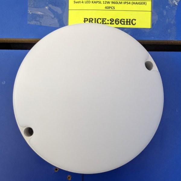 Svet-k LED TABLET 12W 960LM IP54 (HAIGER) 40pcs
