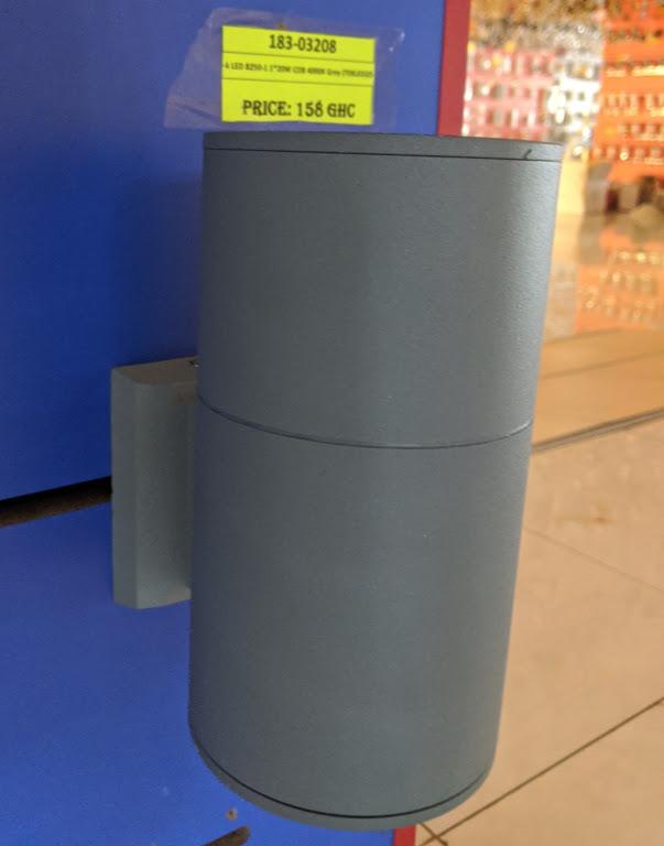 Sv-k LED B250-1 1*20W COB 4000K Grey (TEKLED)25sh