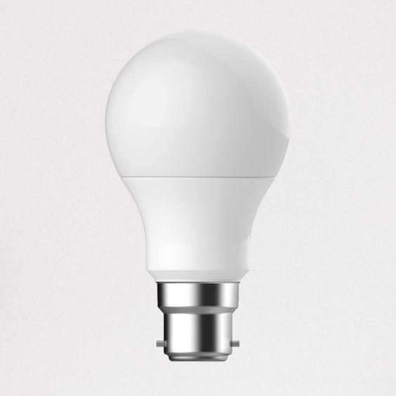 Lampa LED A60 10W B22 6500K 100-265V (TL)100sht
