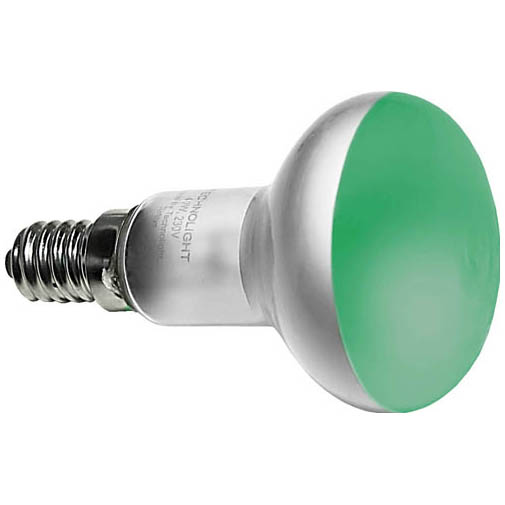 Lampa R39 30W E14 GREEN (TECHNOLIGHT)