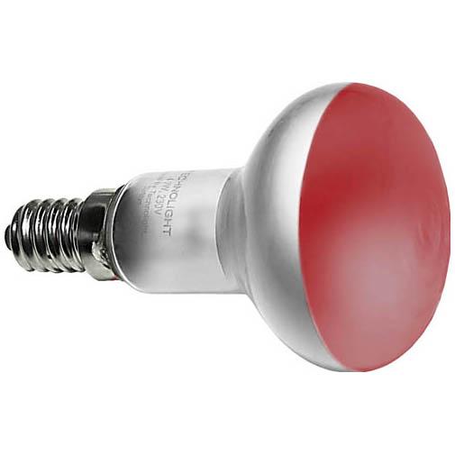 Lampa R39 30W E14 RED (TECHNOLIGHT)
