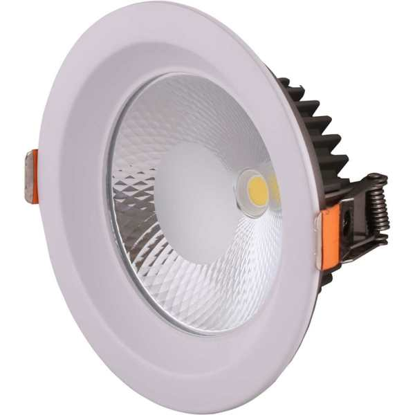 Sv.DOWNLIGHT LED AVENA NEW COB 10W WH 5000K