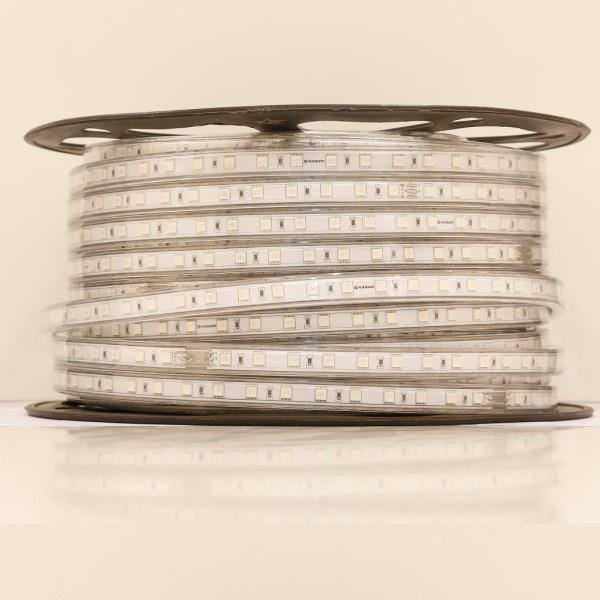 LED lentа 5050-60L 8W 220V RGB (HAIGER) 5m 3.000 meters (60 rolls)