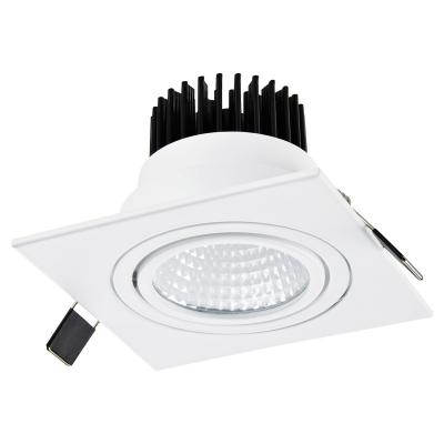 LED OC003A 1х10W 5000K WHITE