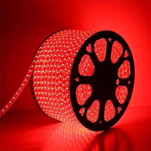 LED lentа 3528/60 220V RED 4W/M IP65 (TEKLED)100m