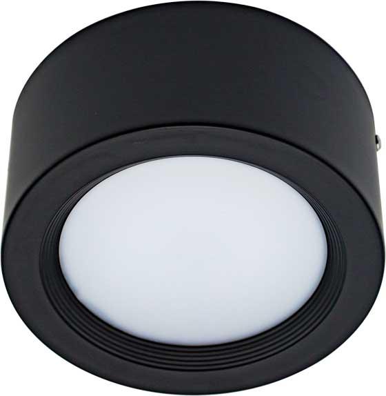 DOWNLIGHT LED MIRA 10W 6000K BLACK (HAIGER)60
