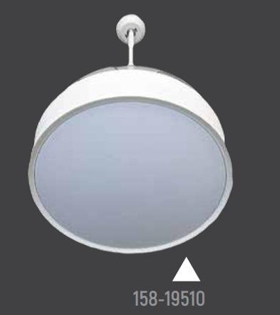TEKFAN 36w 3000k-5000k White
