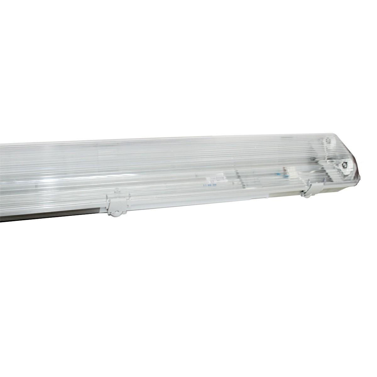 Lighting Fixture LED TUBE LZG2x18W 2(120sm)HG/