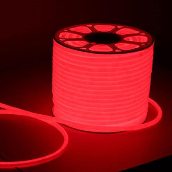LED Strip Neon Light Red 6W/M 220V IP65100 Min 5M (Copy)