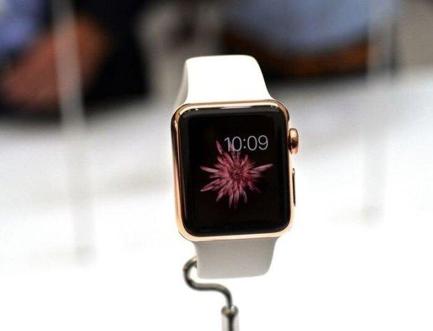 Apple Watch çiçek