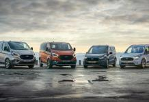 Ford Transit Tourneo Active Trail