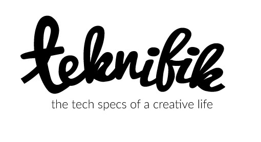 Teknifik the tech specs of a creative life