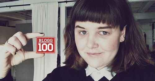 blogg100 blogga utmaning