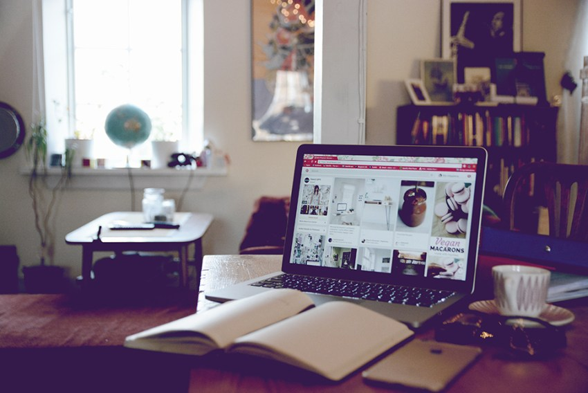Pinterest för företag blogg