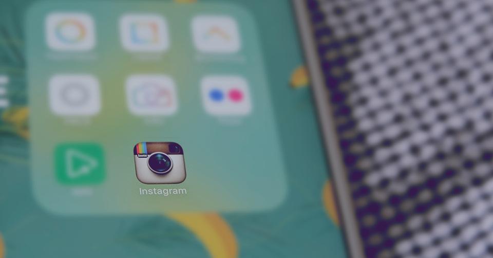 notiser på Instagram