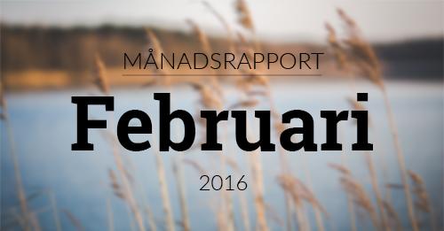 rapport februari 2016 feat