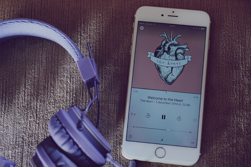 the heart podcast
