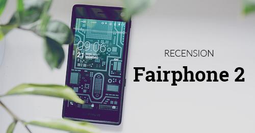 fairphone 2 test