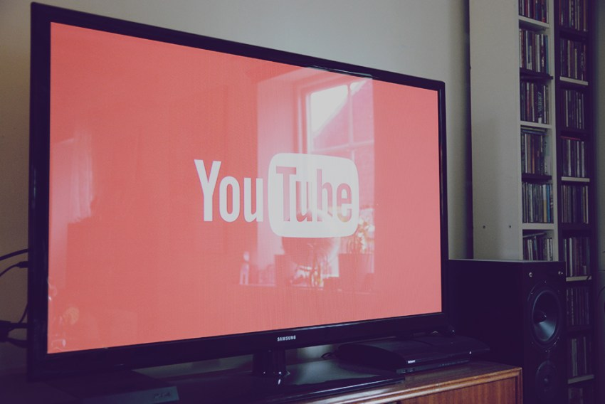 streama youtube chromecast blogg