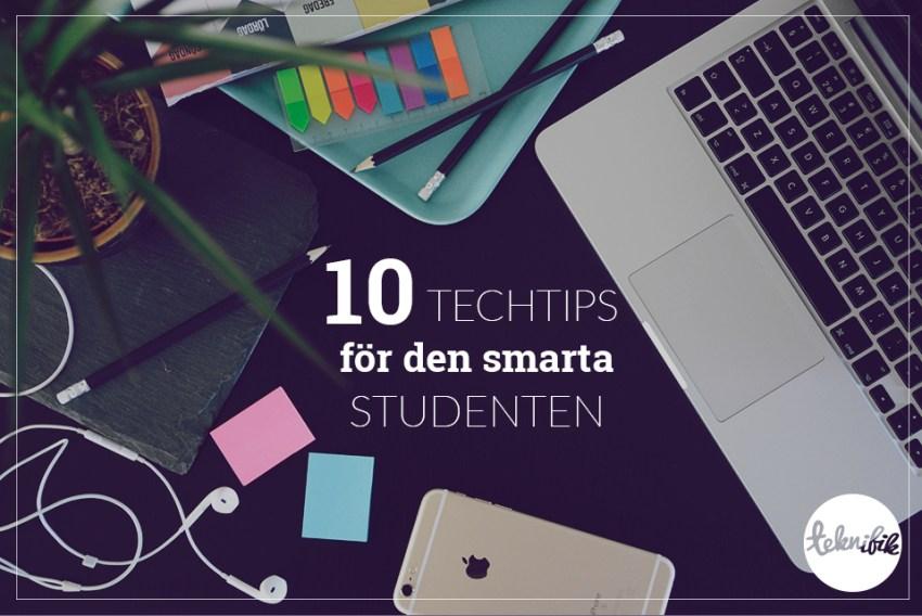 tech tips student blogg