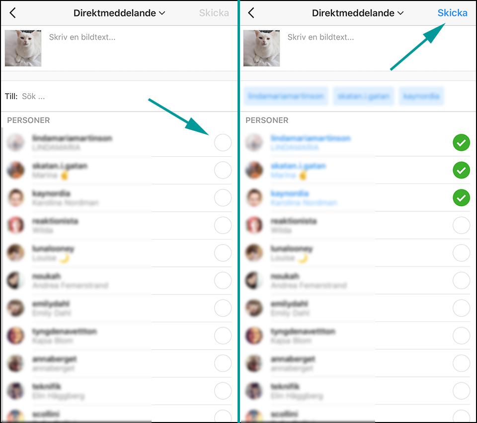 instagram sök personer